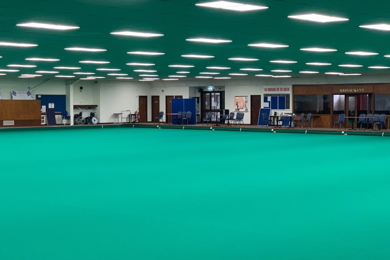 Indoor Bowls Stadium