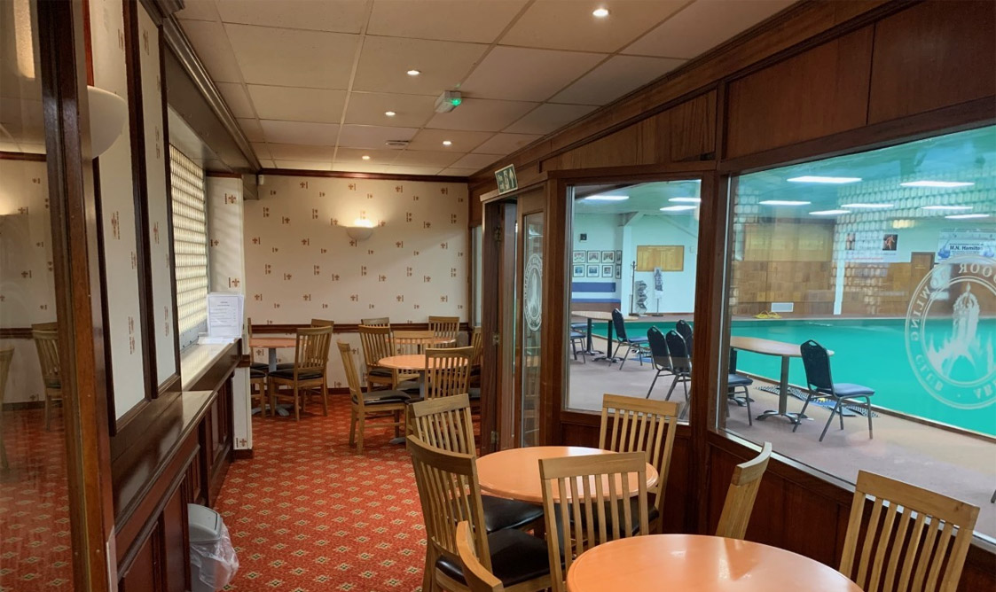 Aberdeen Indoor Bowls Coffee Shop
